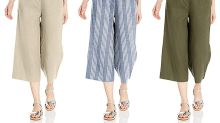 'Very flattering': These popular linen pants will become a staple in your wardrobe this summer