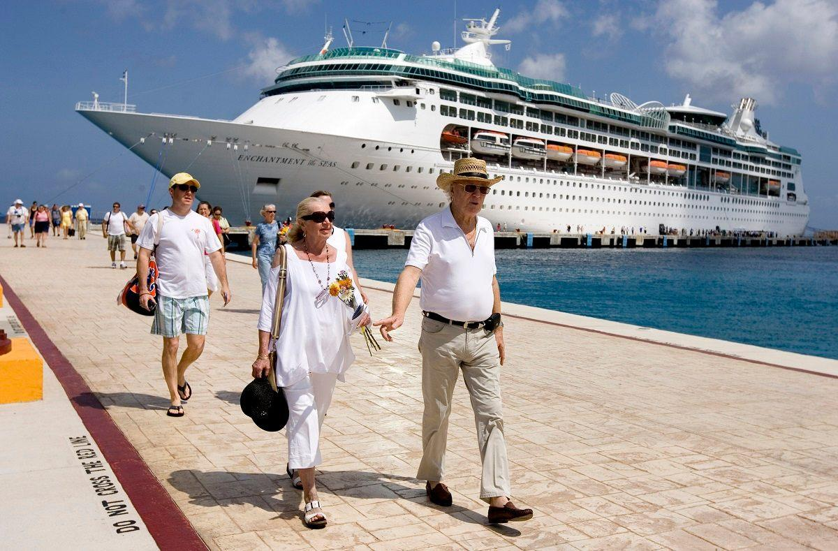Royal Caribbean opens its cruise ship to employees to ride ...