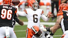 Baker Mayfield has his best NFL game, with five TDs including a late winner as Browns beat Bengals