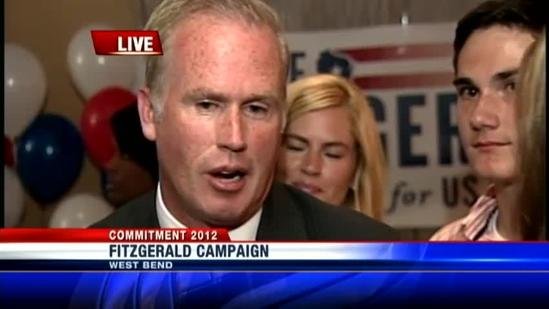 Fitzgerald is first candidate to concede GOP primary