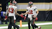 Brady, talented Buccaneers playmakers developing chemistry