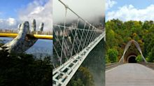 From Vietnam's Golden Bridge to the Ponte Vecchio: the incredible bridges you have to walk over