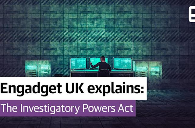 The Investigatory Powers Act explained