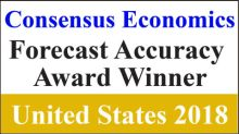 Moody's Analytics Wins Consensus Economics Forecast Accuracy Award