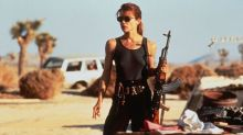 Linda Hamilton joining Arnold Schwarzenegger in James Cameron's 'Terminator' relaunch