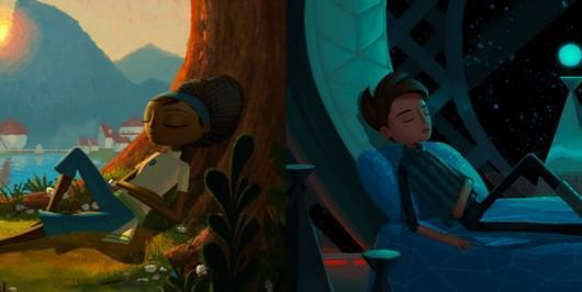 Explore Double Fine's Broken Age in these two new trailers