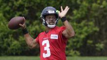 Russell Wilson talks Seahawks offense under new coordinator Shane Waldron