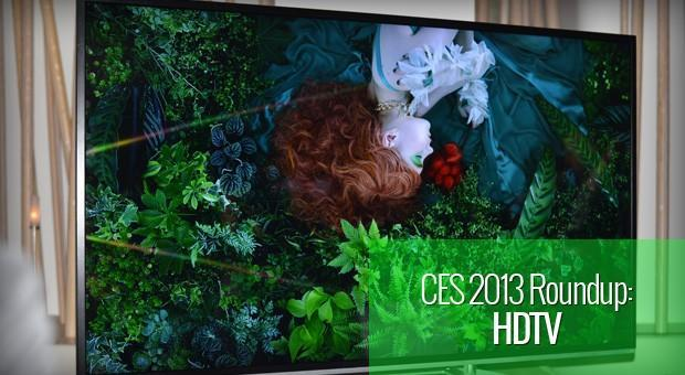 CES 2013: HDTV and connected devices roundup