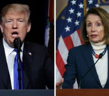 Pres. Trump denies Nancy Pelosi aircraft for planned trip abroad, citing government shutdown