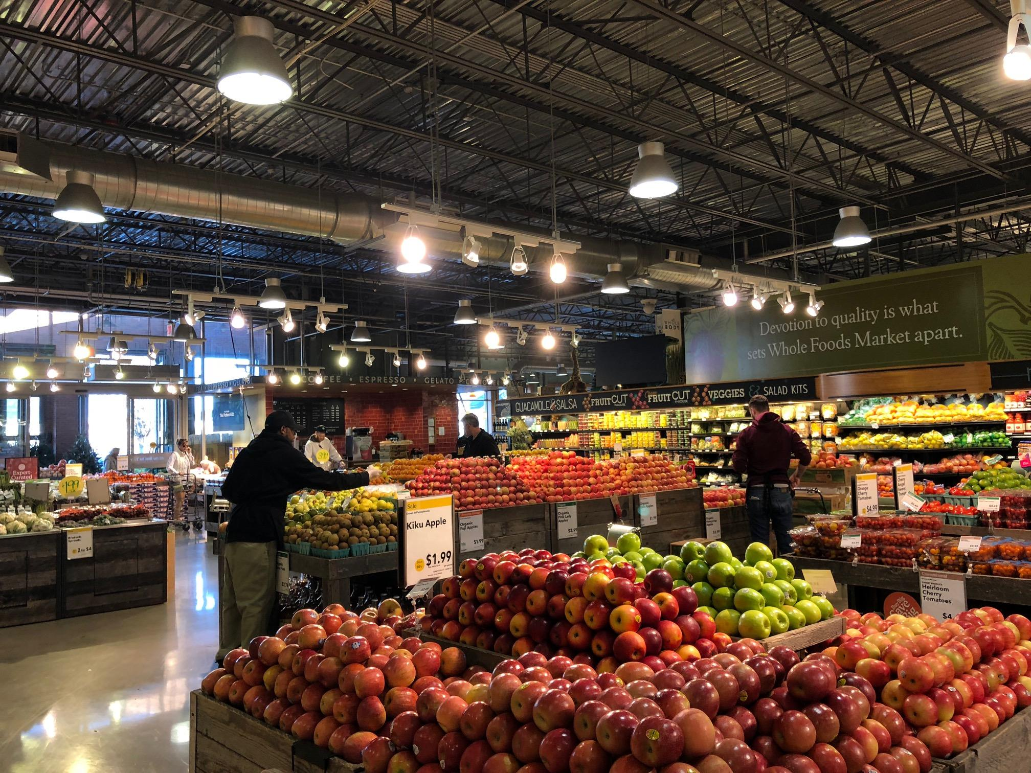 whole foods balancing social mission and growth Whole foods market we can achieve profit growth at whole foods and maintain their social mission by creating how does whole foods sustain positive growth in.