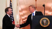 Trump picks conservative judge Kavanaugh for Supreme Court