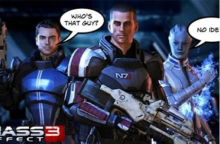 Mass Effect 3 face import bug will be fixed in next patch