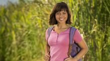 'Dora The Explorer' live action UK film poster lands online