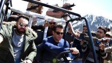 Exclusive Pics of Salman Khan's 'Race 3' Shoot in J&K's Sonamarg