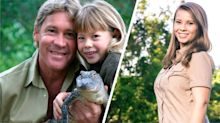Bindi Irwin opens up about losing her dad Steve