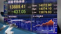 Japan Breaking News: Abenomics Crash Hitting U.S. Stocks