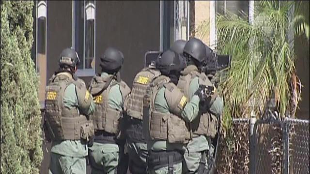 Tulare Co. SWAT searched E. Bakersfield home