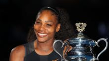 Serena Williams shares the story of depositing her first million dollar check at a drive-thru ATM