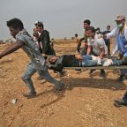 4 killed in fresh protests, clashes on Gaza-Israel border