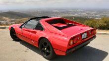 Cette voiture est la première Ferrari électrique (et elle a 40 ans)