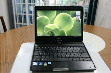 Acer's Aspire 1820PTZ convertible tablet hits the wilds of Singapore