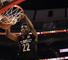 Mitchell Robinson withdraws from WKU — again — to prep for NBA Draft