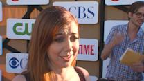 Alyson Hannigan Talks 'How I Met Your Mother' Coming To An End