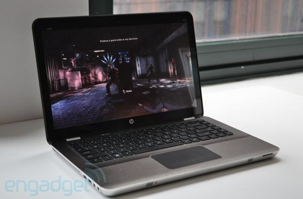 HP Envy 14 Radiance displays sold out... forever