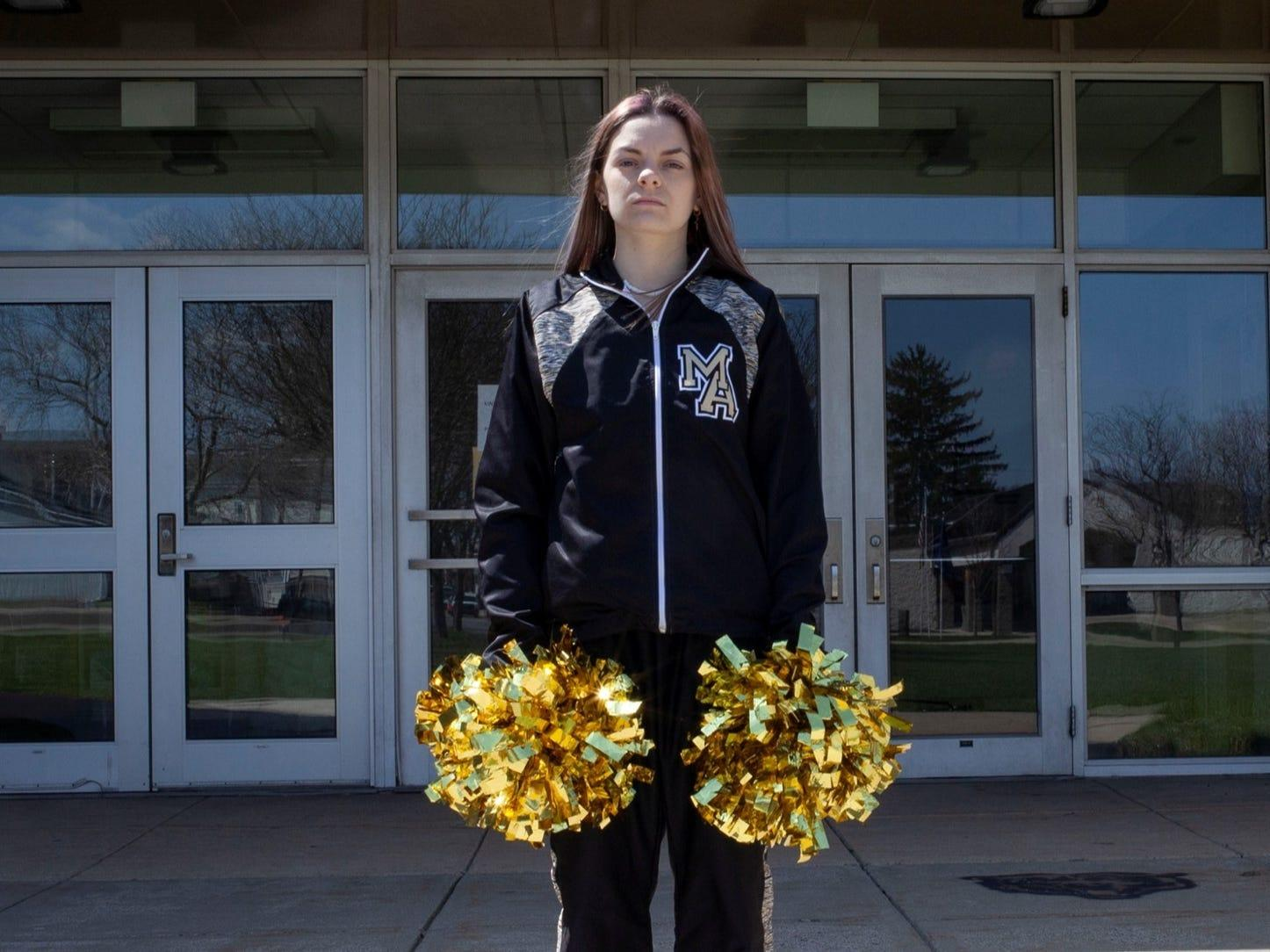 Supreme Court sides with cheerleader who was suspended from her high school team for posting 'f--- school' on Snapchat