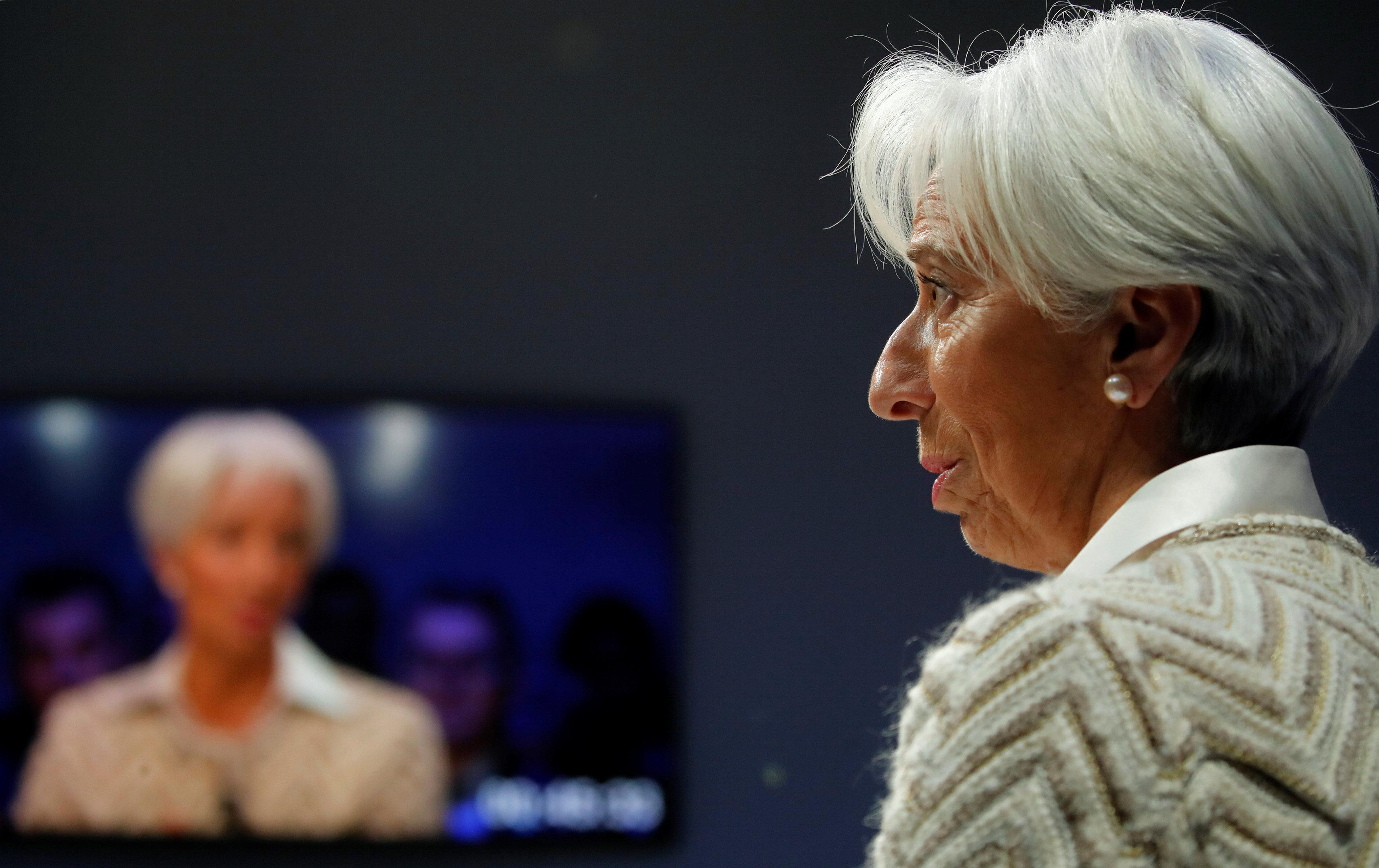 IMF chief tells poor countries to cut use of global consultancy firms