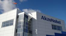Akzo Nobel's quarterly core profit increases, sales decline