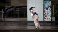 Tufão Trami deixa quatro mortos e centenas de feridos no Japão
