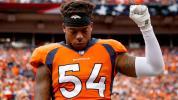 Broncos LB calls Trump's comments 'disgusting'