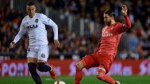 5 grandes delanteros centrales que han marcado menos goles que Sergio Ramos
