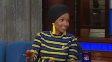 Ilhan Omar calls out 'offensive' double standard in politics and media
