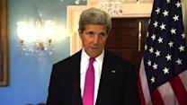 John Kerry: Only Iraqi leaders can solve Iraqi problems