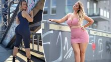 The 24-year-old encouraging women to embrace their curves