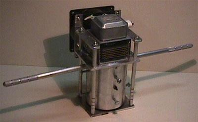 Researchers create microwave drill/death ray