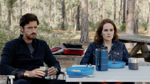'Good Behavior' postmortem: Michelle Dockery and creator Chad Hodge on that camping trip