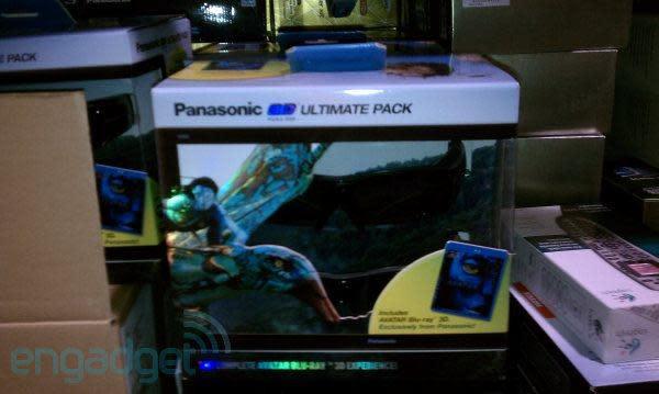 Panasonic's Avatar 3D monopoly runs into 2012, no 3D Blu-ray release until Mayan calendar ends?
