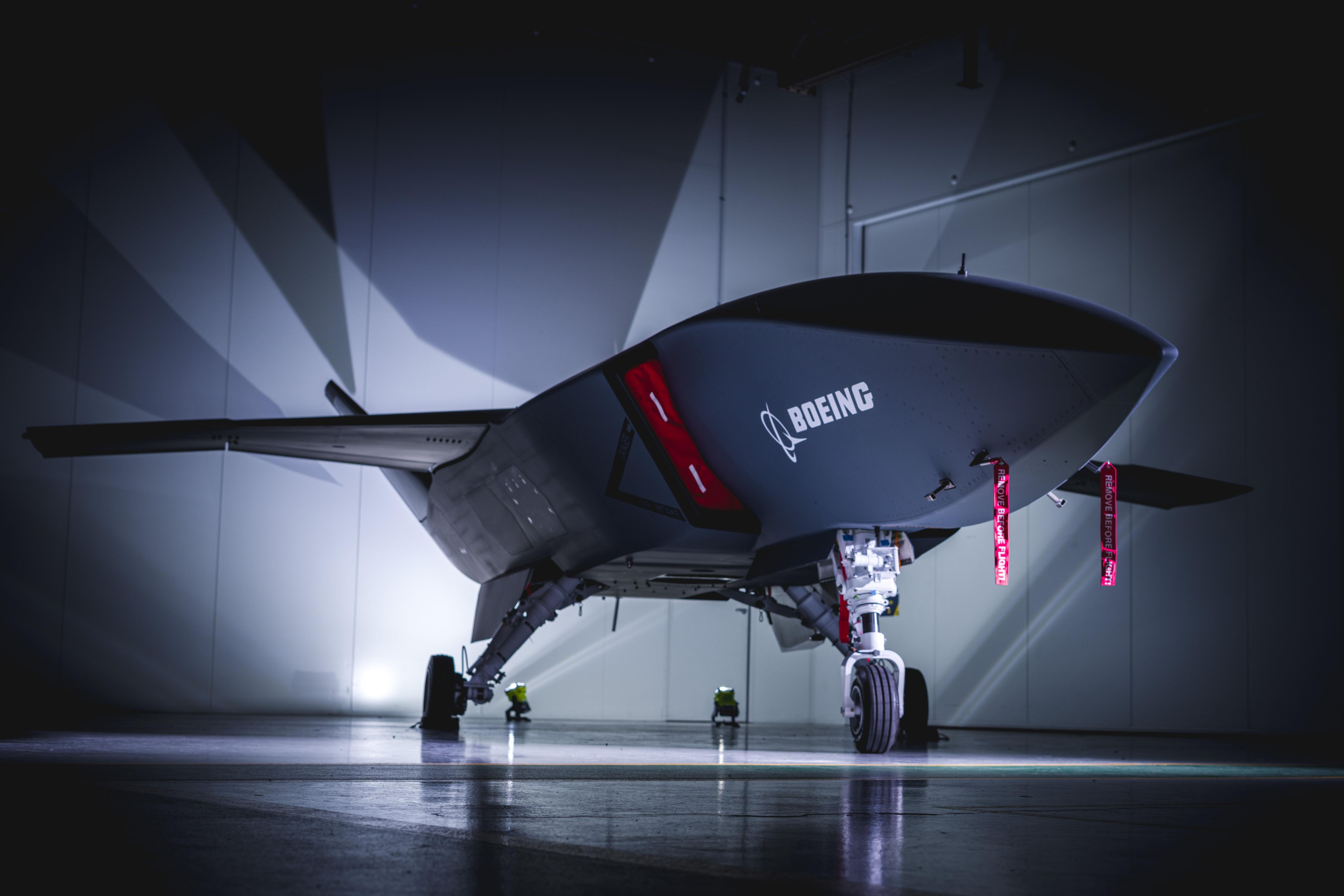 US Air Force adds vendors to list of companies that could make autonomous Skyborg drone