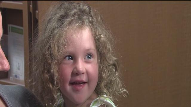 Ireland Nugent, 2-year-old who lost feet in lawn mower accident, undergoes another surgery