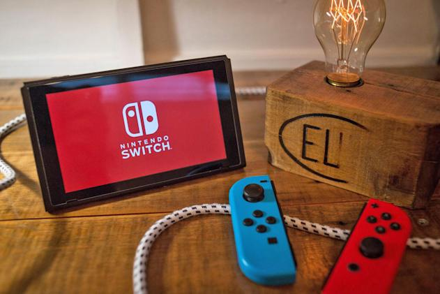 Switch NES emulator already hacked to run unofficial games