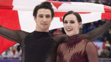 CBC's Heather Hiscox chats with Olympic skate champs Tessa Virtue and Scott Moir
