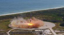 SpaceX faz lançamento inédito de foguete e nave reciclados