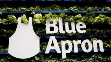 Kroger's meal kit deal reheats Blue Apron shares