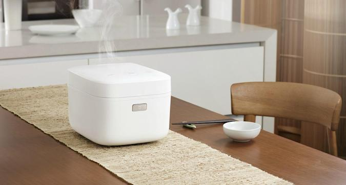 Xiaomi's 'Mi Ecosystem' starts with a smart rice cooker
