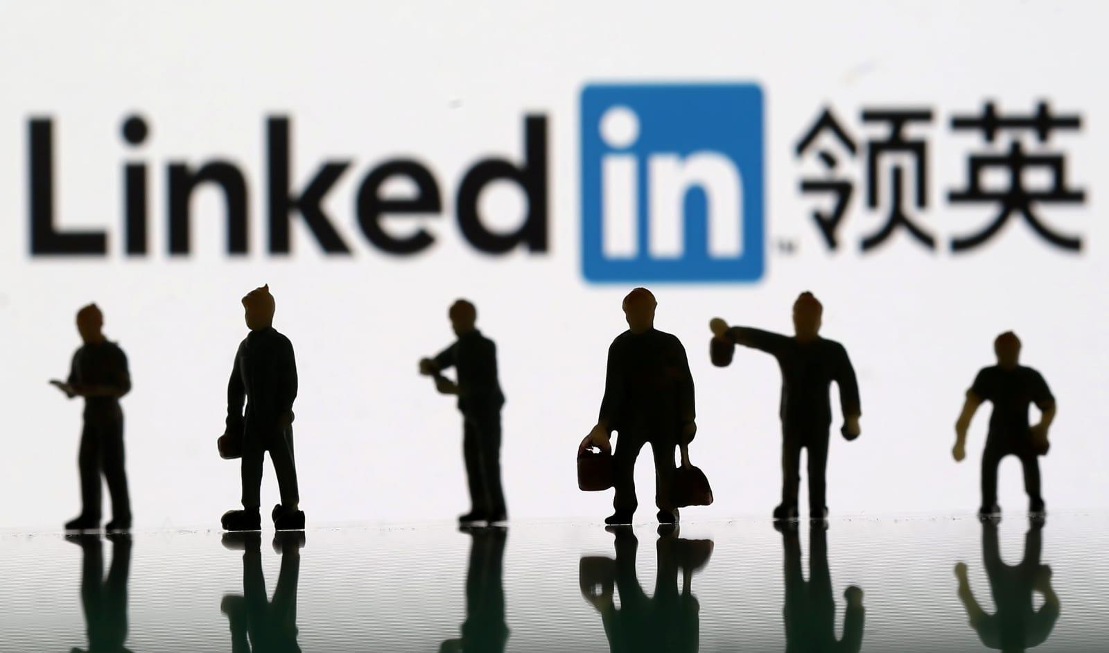 US says China is aggressively recruiting spies on LinkedIn | Engadget