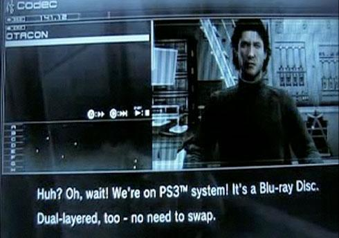 Konami: 'We're actively looking' into MGS4 on Xbox 360