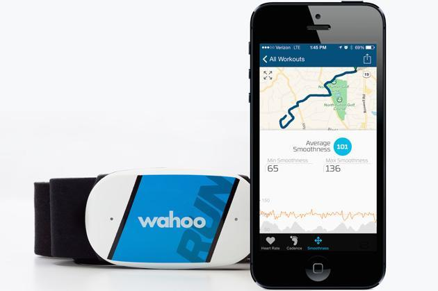 Wahoo's new heart rate monitor also improves your running form